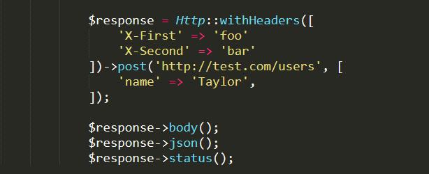 HTTP Client?