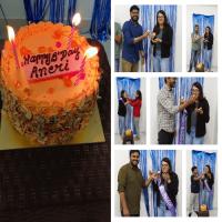 Aneri's  Birthday!