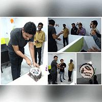 Dhaval's Birthday