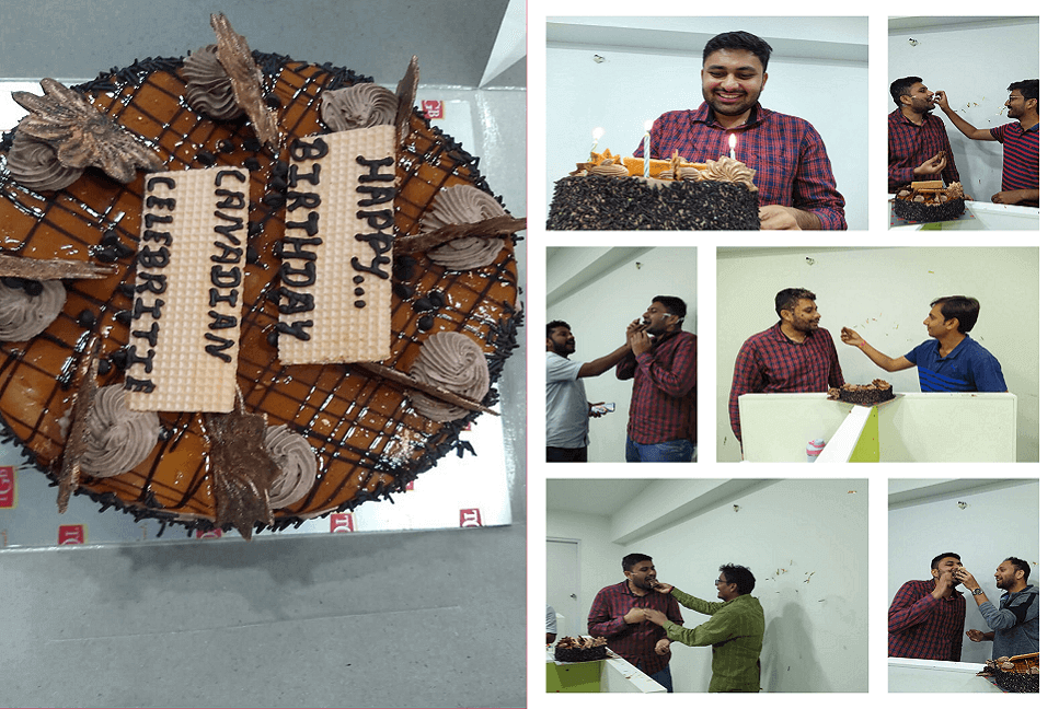 DC Patel's  Birthday!