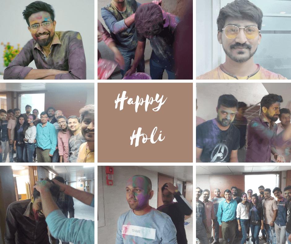 Holi Celebrations!