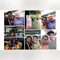 Participate And volunteering in Laravel Meetup
